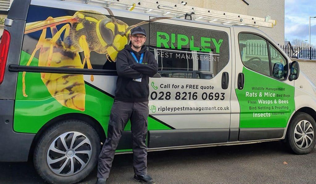 Stephen - Ripley Pest Management